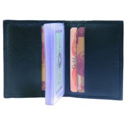210-014 Kožené pouzdro na kreditní karty