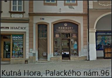 Kutná Hora, Palackého nám. 96